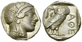 Athens AR Tetradrachm, c. 430s BC 