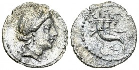 L. Cornelius Sulla AR Denarius, 81 BC 