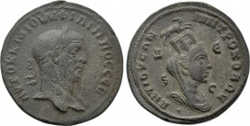 SELEUCIS & PIERIA. Antioch. Philip I 'the Arab' (244-249). Ae.