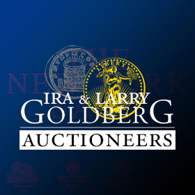 Ira & Larry Goldberg Coins & Collectibles Inc., Auction 116