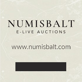 Numisbalt, E-Live Auction 8