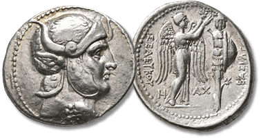 Lot 511. SELEUKID KINGS OF SYRIA. Seleukos I Nikator, 312-281 BC. Tetradrachm, Susa, circa 305/4-295.